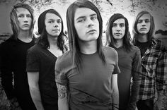 This band. My favorite. Always and forever amen. Confide. <3
