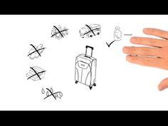Steven's bags объясняет, что такое сумки для путешествий налегке и для ч...