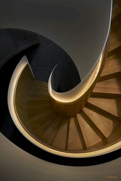 Professionals in staircase design, construction and stairs installation. In addition EeStairs offers design services on stairs and balustrades. Curved Staircase, Grand Staircase, Staircase Design, Staircase Ideas, Spiral Staircases, Stair Handrail, Staircase Railings, Stairways, Staircase Remodel
