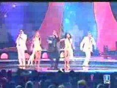 eurovision españa 2008