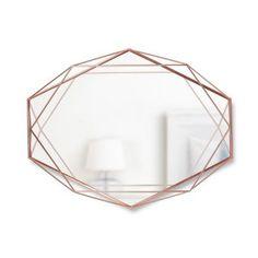 Umbra LLC Prisma Mirror Copper - 358776-880