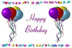 Happy Birthday Images for Him Happy Birthday Mary Images, Happy Birthday Sms, Happy Birthday Clip Art, Birthday Clips, Happy Birthday Balloons, Birthday Messages, Birthday Greetings, Birthday Wishes, Free Birthday