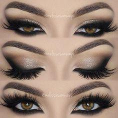 Maquillage Yeux M E L I S S A S A M W A Y S on Instagram: Hello my Lov