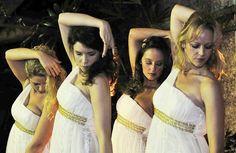 Aphrodite – Soprano Vocalists | www.contrabandevents.com