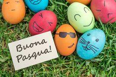 Auguri di Pasqua   Auguri di Pasqua sul bigliettino   FOTO
