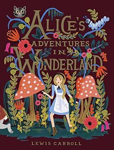 Alice's Adventures in Wonderland by Lewis Carroll http://www.amazon.com/dp/0147515874/ref=cm_sw_r_pi_dp_voGuwb1AQNN9J