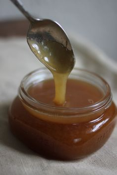Sweet Freedom: Coconut Milk Caramel Sauce (Lactose Free)