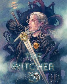 Witcher - The Last Wish The Witcher Geralt, Witcher Art, Witcher 3 Wild Hunt, Geek Culture, Pop Culture, The Withcer, The Last Wish, The Witcher Books, Yennefer Of Vengerberg