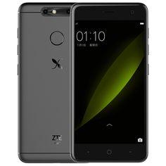 ZTE Small fresh 5 V0840 5.0 Inch 3GB RAM 16GB ROM Snapdragon 425 Quad core 4G Smartphone