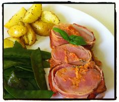 Proberen: Varkenshaasje met ricotta & gemarineerde tomaat