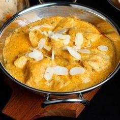 Curry de poulet masala