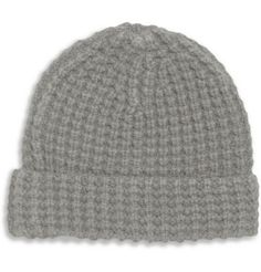 1a5c9073318 Strindberg Chunky-Knit Wool Beanie Hat. Update your winter wardrobe with  Acne s