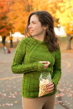 Nelkin Designs Blog: Artichoke French: A Rhinebeck Sweater