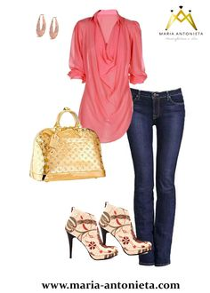 Girly, Casual formal outfit
