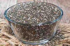 Semillas de chía para bajar de peso y para la salud