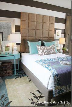 HGTV Give away home bedroom