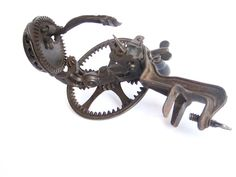 Antique Apple Peelers by The Reading Hardware Co