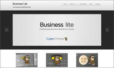 50 Best Free Business WordPress Themes 2014