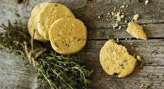 On craque pour la pâte sablée au parmesan ! | Prima