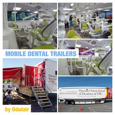 40 Best Mobile Dental Clinics by Odulair images in 2019 | Dental