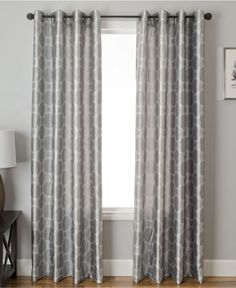 Softline Window Treatments, Element Circle Collection - Curtains & Drapes - for the home - Macy's
