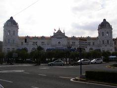 Gran Casino del Sardinero.(Santander,España.)