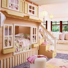 Stylish Children's Bedrooms, Nurseries, and Play Rooms : Architectural Digest
