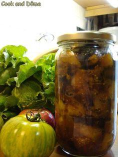 Des pickles d'aubergines maison pour dynamiser tous vos plats, qu'ils soient indiens ou non.