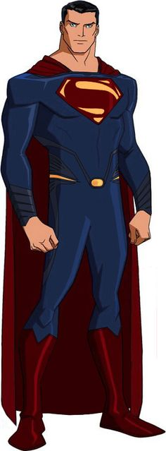 Best Superhero Ever! No need for a dark side whether he's Clark or Superman.