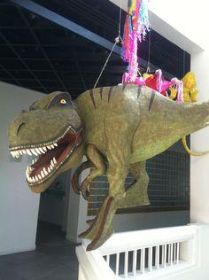 Dinosaurio 6to Concurso Piñatas MAP