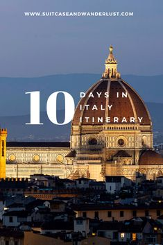 A classic Italy itinerary especially for first-time visitors. Lots of tips on sights and travel planning, train connections and recommended tours Italy Travel Tips, New Travel, Canada Travel, Design Hotel, Boutique Hotels, Cool Places To Visit, Travel Pictures, Travel Guides, Travel Inspiration