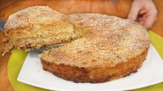 Cake Recipes, Dessert Recipes, Desserts With Biscuits, Pie Cake, Sweet Bread, Apple Pie, Bakery, Deserts, Sweets