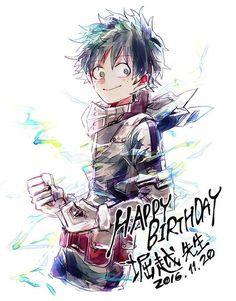 Boku no Hero Academia | Midoriya Izuku