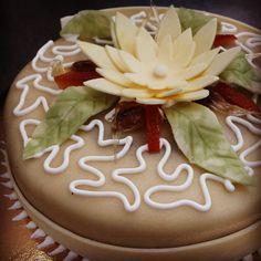 "A delicious ""Cassata"" Gelato Cake created by our gelato instructor Alessandro Racca. Gelato Cake, Slow Food, University, Desserts, Tailgate Desserts, Deserts, Postres, Dessert, Community College"