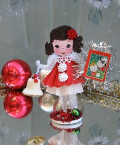 Vintage Inspired Christmas SuGaR SwEeT Christmas by saturdayfinds