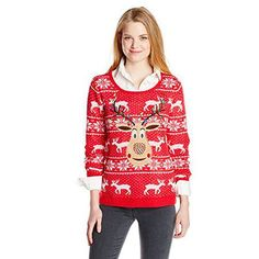 Closet Women's Ugly Christmas Sweater