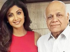 Shilpa Shetty pens down a heartfelt poem for her late father - Times of India