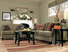 Earthy Living Room Colors neutral earth tone living room green brown - google search | earth