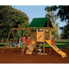 Brainstorming for a future swing set