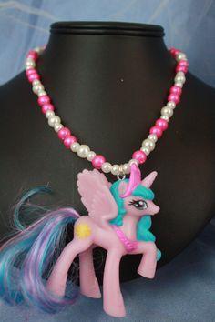 My Little Pony Friendship is Magic Princess Celestia Necklace