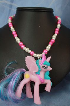 My Little Pony Friendship is Magic Princess Celestia Necklace