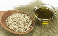 Hemp seed oil is not only good for health but can also be used in industry and for body care.