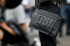 Pin for Later: The Street Style Accessories That Stopped Traffic at Fashion Week Milan Fashion Week The only bag we'd carry — if we got our hands on it.