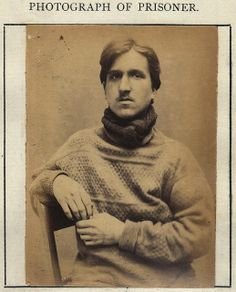 These images provided by Tyne & Wear Archives & Museums show those who were convicted of crimes in Newcastle, England between . Victorian Life, Vintage Photography, Victorian Photography, War Photography, Old Photographs, Mug Shots, Vintage Photos, Nerd, 1 Month