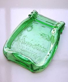Another great find on #zulily! Green Vintage Ball Mason Jar Spoon Rest #zulilyfinds