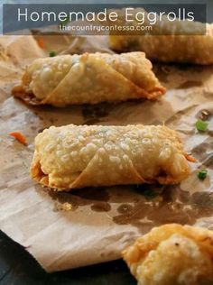 Egg Rolls Homemade egg rolls are the perfect way to knock those mystery ingredients and enjoy Chinese food at home.Homemade egg rolls are the perfect way to knock those mystery ingredients and enjoy Chinese food at home. Asian Recipes, New Recipes, Cooking Recipes, Favorite Recipes, Asian Foods, Chinese Food Recipes, Cooking Beef, Authentic Chinese Recipes, Meat Recipes