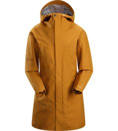 Codetta' Waterproof Relaxed Fit Gore-Tex® 3L Rain Jacket | Rain ...