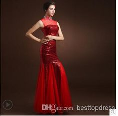 Only 99$ 2014 Zuhair Murad Long Sleeve Prom Bridesmaid Dress | Buy Wholesale On Line Direct from China