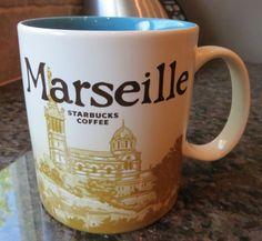 FRANCE ICONS | Starbucks City Mugs