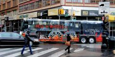 Hell on Wheels: Bus